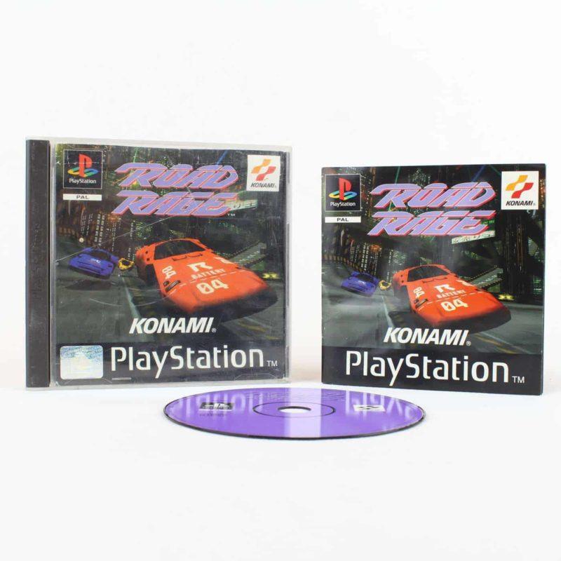 Road Rage (Playstation 1)