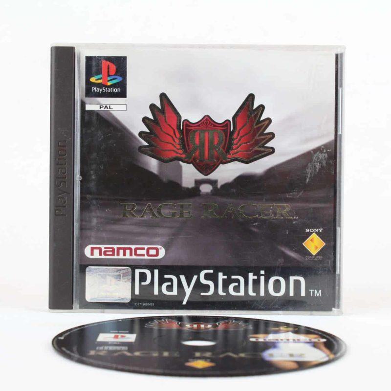 Rage Racer (Playstation 1)