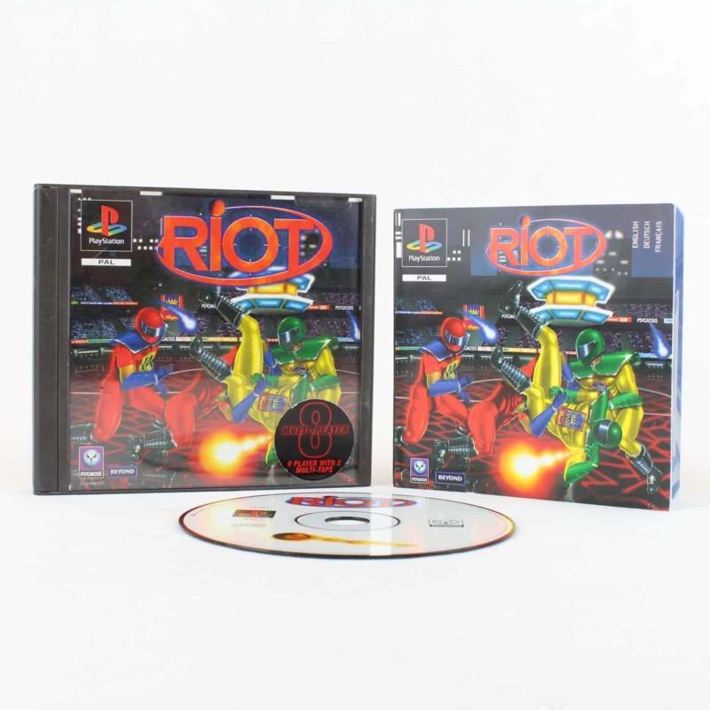 Riot (Playstation 1)