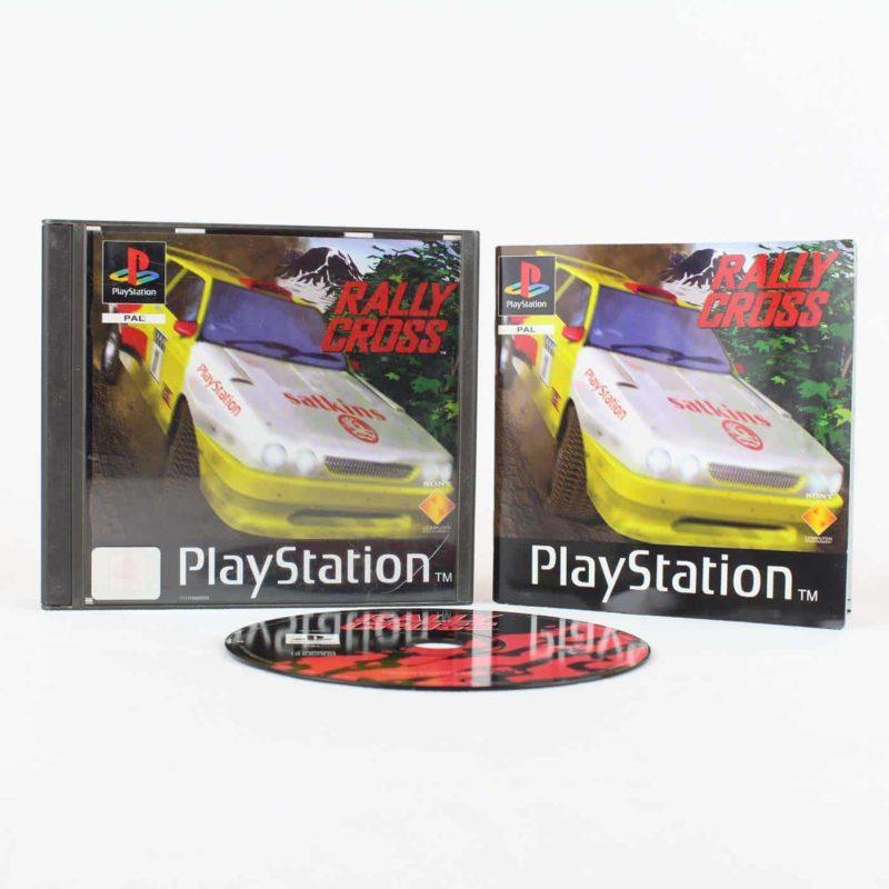 Rally Cross (Playstation 1)