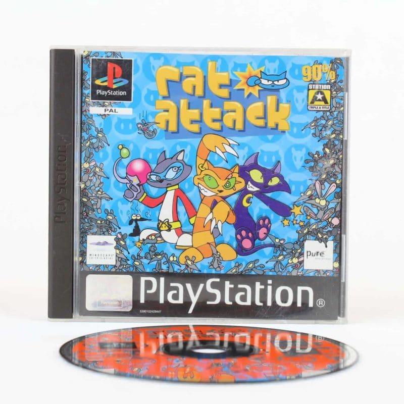 Rat Attack (Playstation 1)