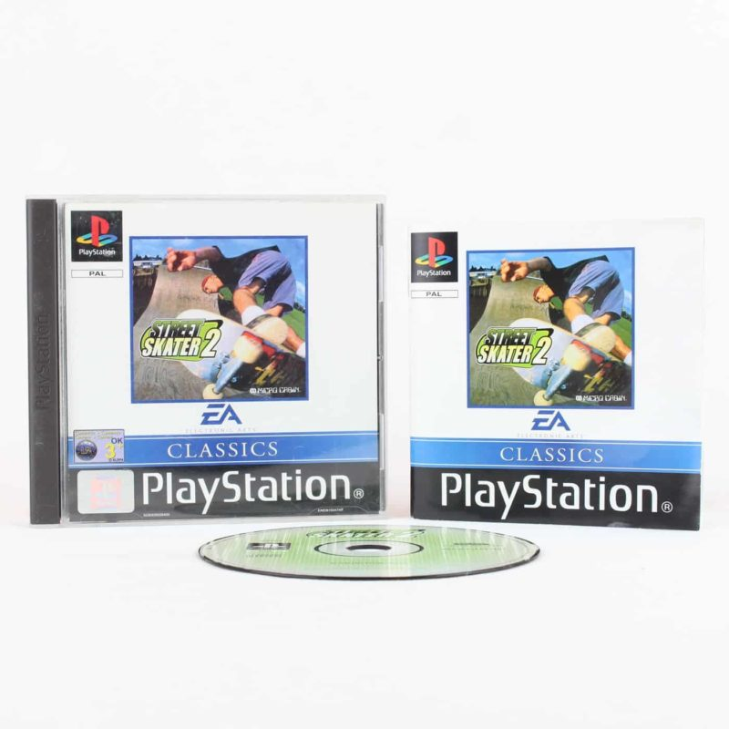 Street Skater 2 (Playstation 1)