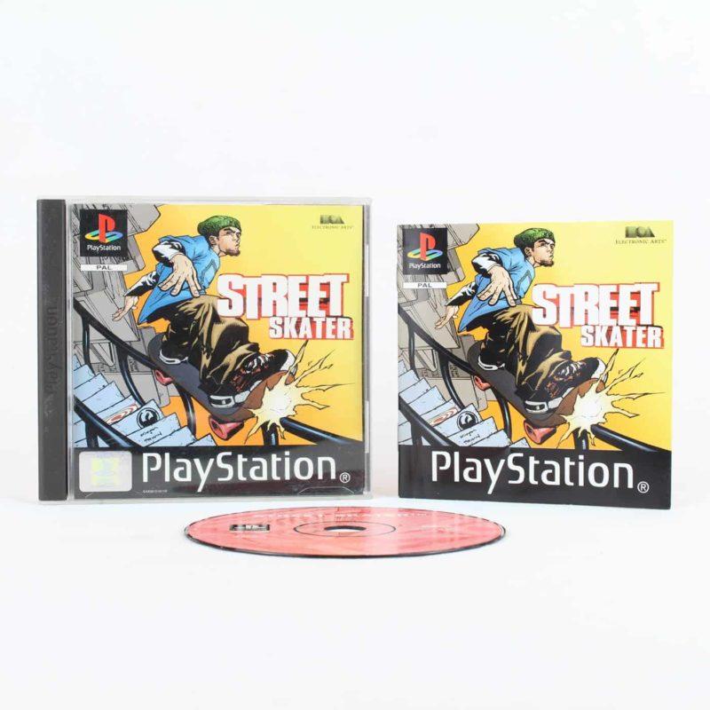 Street Skater (Playstation 1)