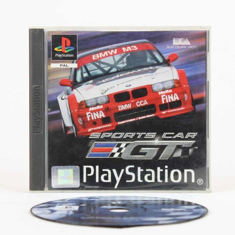 Sports Car GT (Playstation 1)