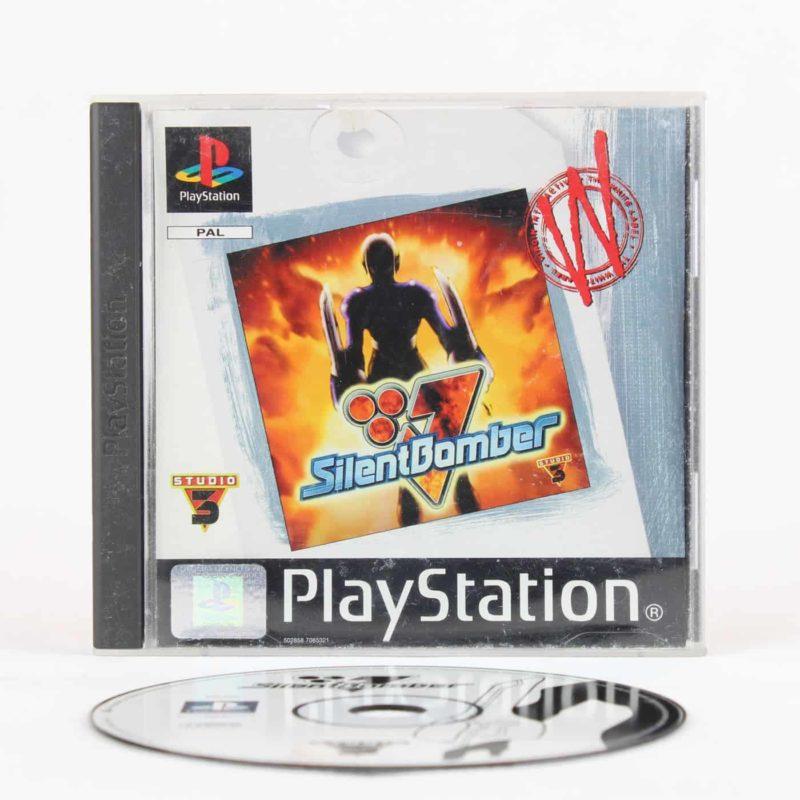 Silent Bomber (Playstation 1)