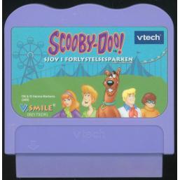 Scooby-Doo: Sjov i forlystelsesparken (V.Smile)