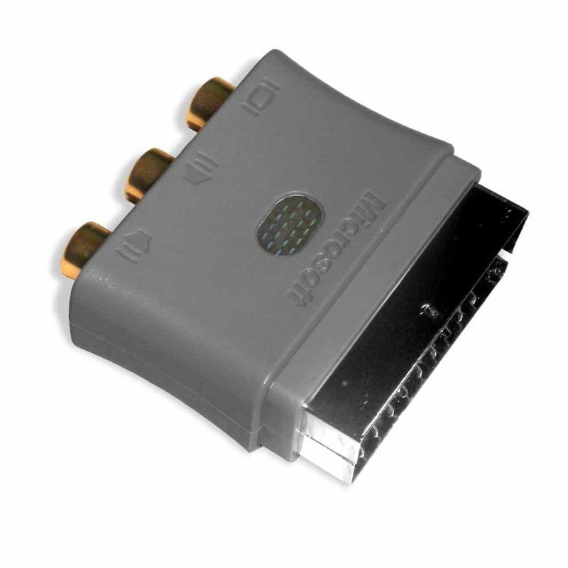 Original Xbox 360 Scart Adapter