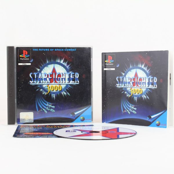 Starfighter 3000 (Playstation 1)