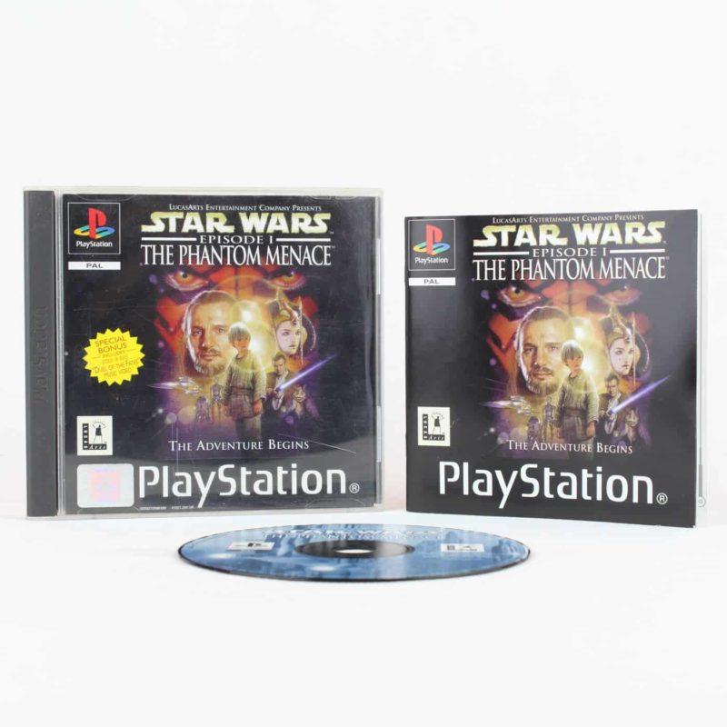 Star Wars: Episode I - The Phantom Menace (Playstation 1)