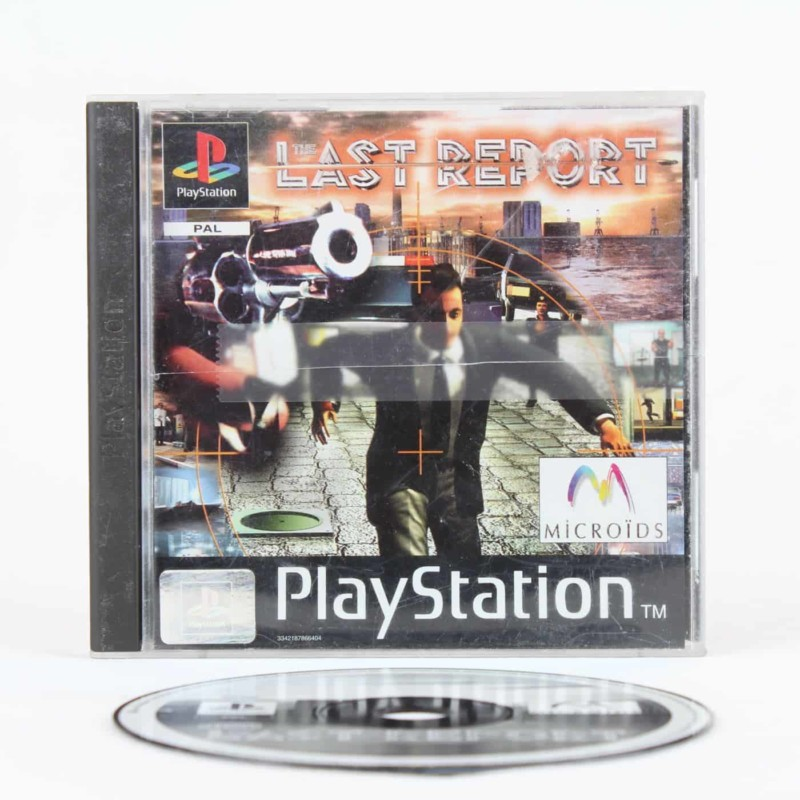 The Last Report (Playstation 1)