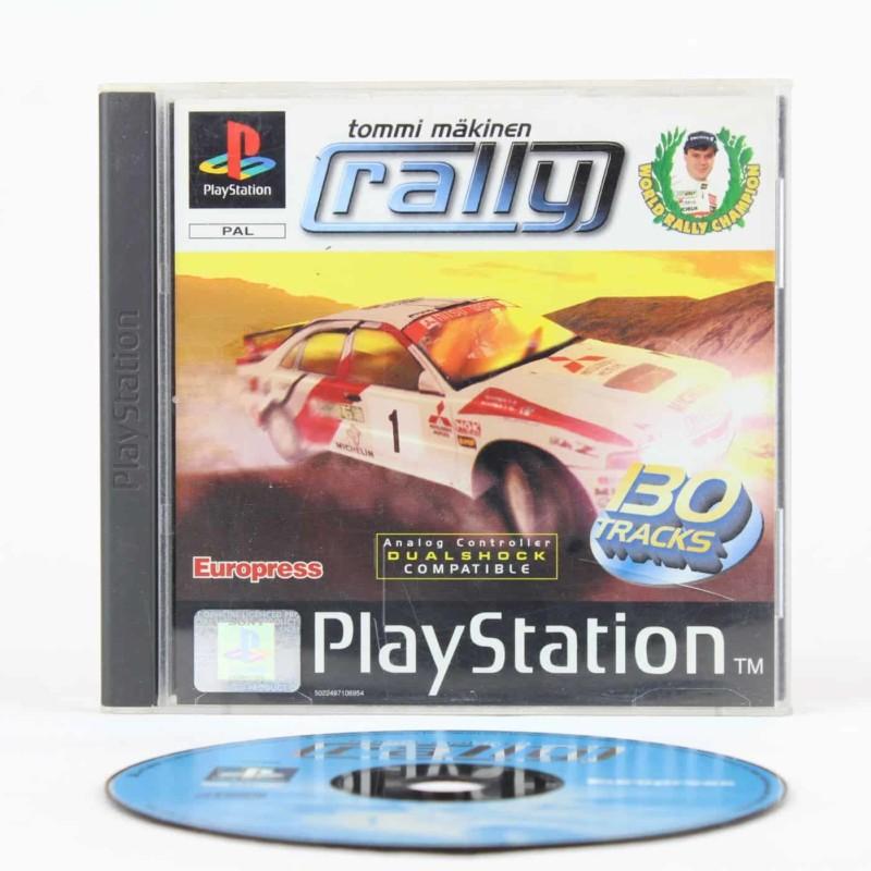 Tommy Mäkinen Rally (Playstation 1)