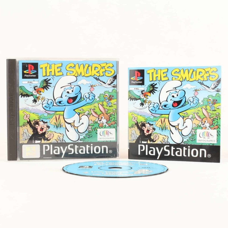 The Smurfs (Playstation 1)