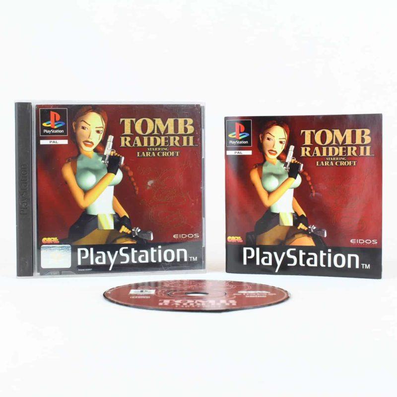 Tomb Raider II (Playstation 1)