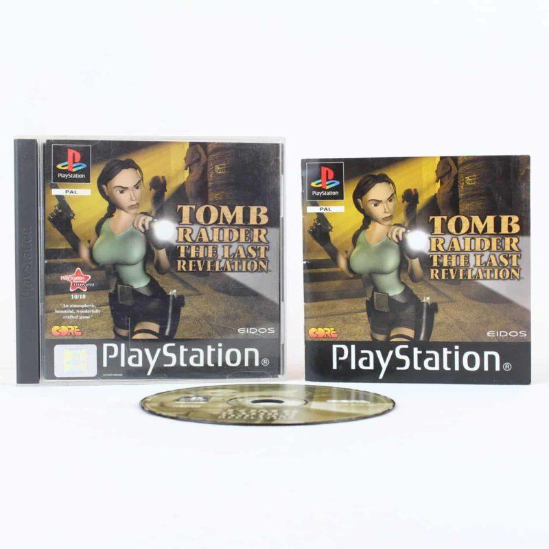 Tomb Raider: The Last Revelation (Playstation 1)