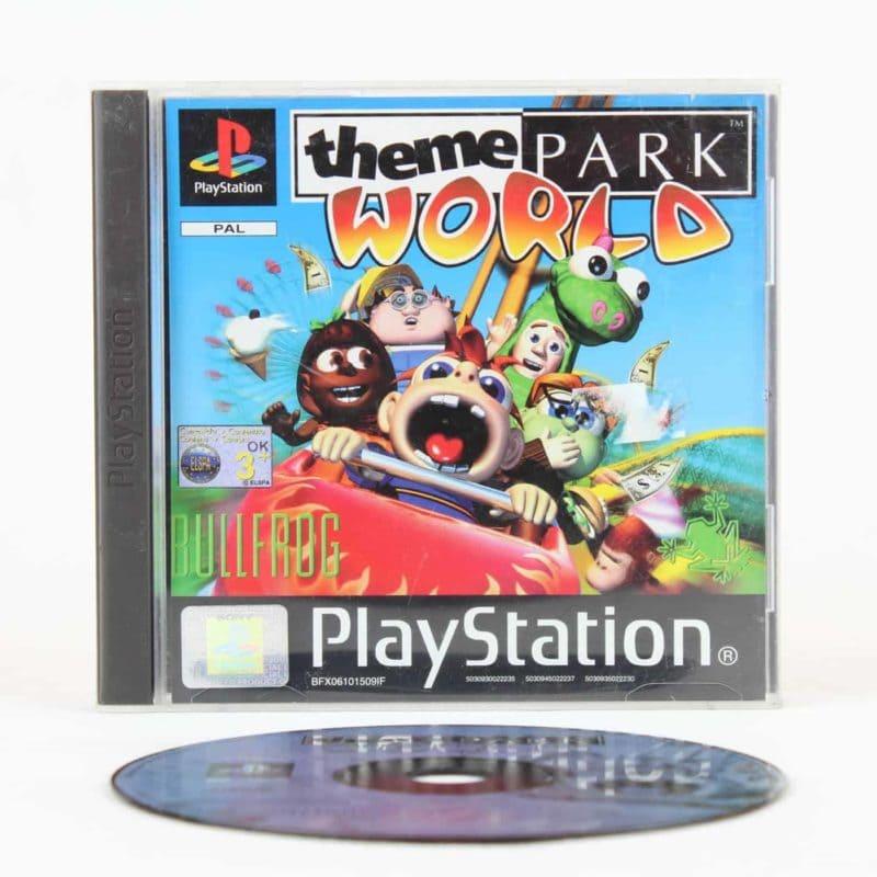 Theme Park World (Playstation 1)