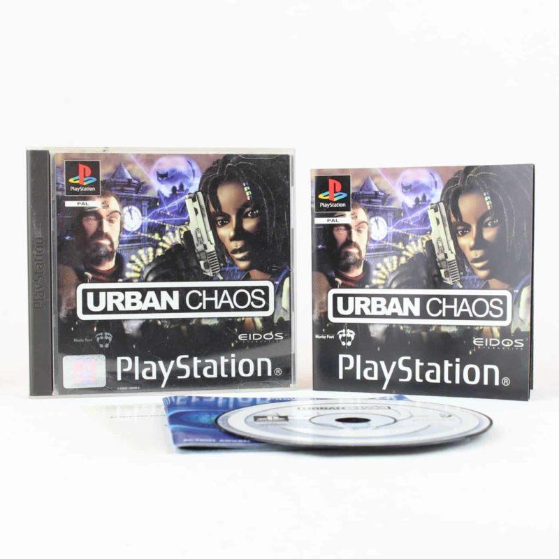 Urban Chaos (Playstation 1)