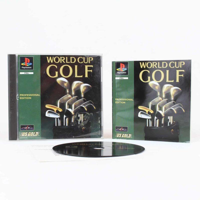 World Cup Golf (Playstation 1)