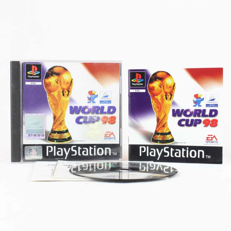 World Cup 98 (Playstation 1)