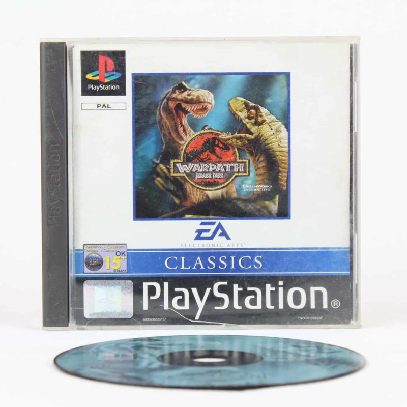 Warpath: Jurassic Park (Playstation 1 - Classics)