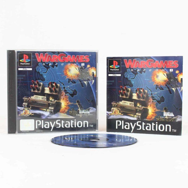 WarGames: DEFCON 1 (Playstation 1)