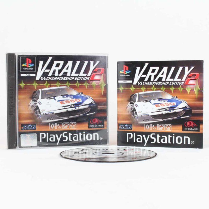V-Rally 2 (Playstation 1)