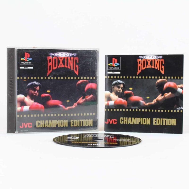 Victory Boxing (Playstation 1)