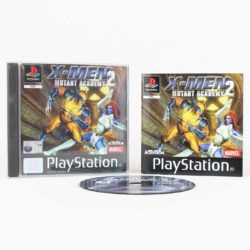 X-Men: Mutant Academy 2 (Playstation 1)
