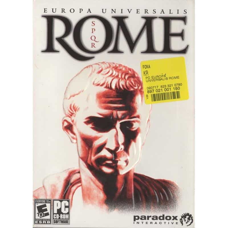Europa Universalis: Rome (PC)