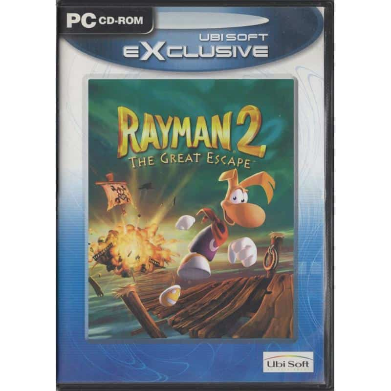 Rayman 2: The Great Escape (PC - Ubisoft Exclusive)