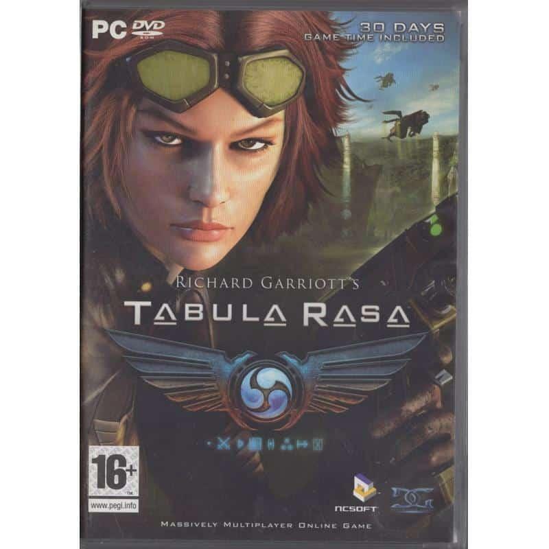 Richard Garriott's Tabula Rasa (PC)