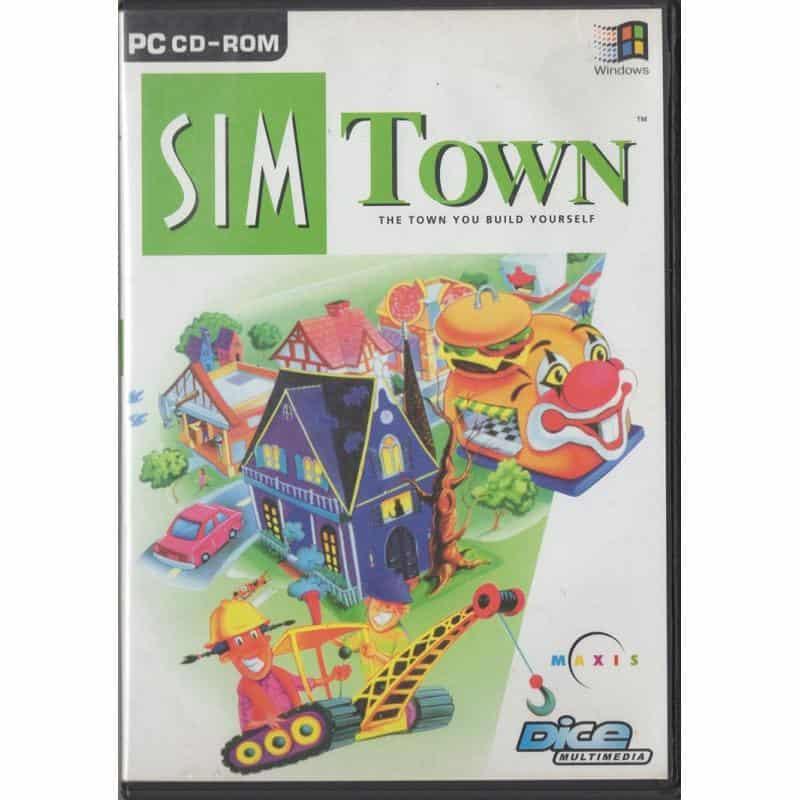 SimTown (PC)