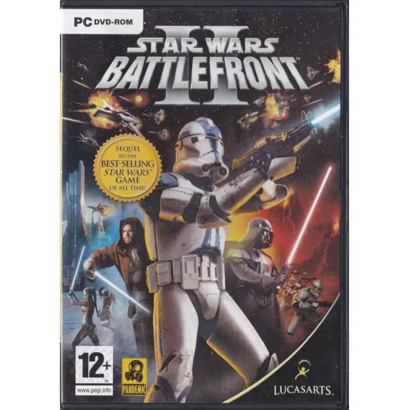 Star Wars: Battlefront II (PC)