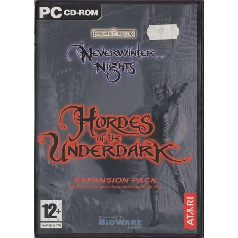 Neverwinter Nights: Hordes of the Underdark - Expansion (PC)