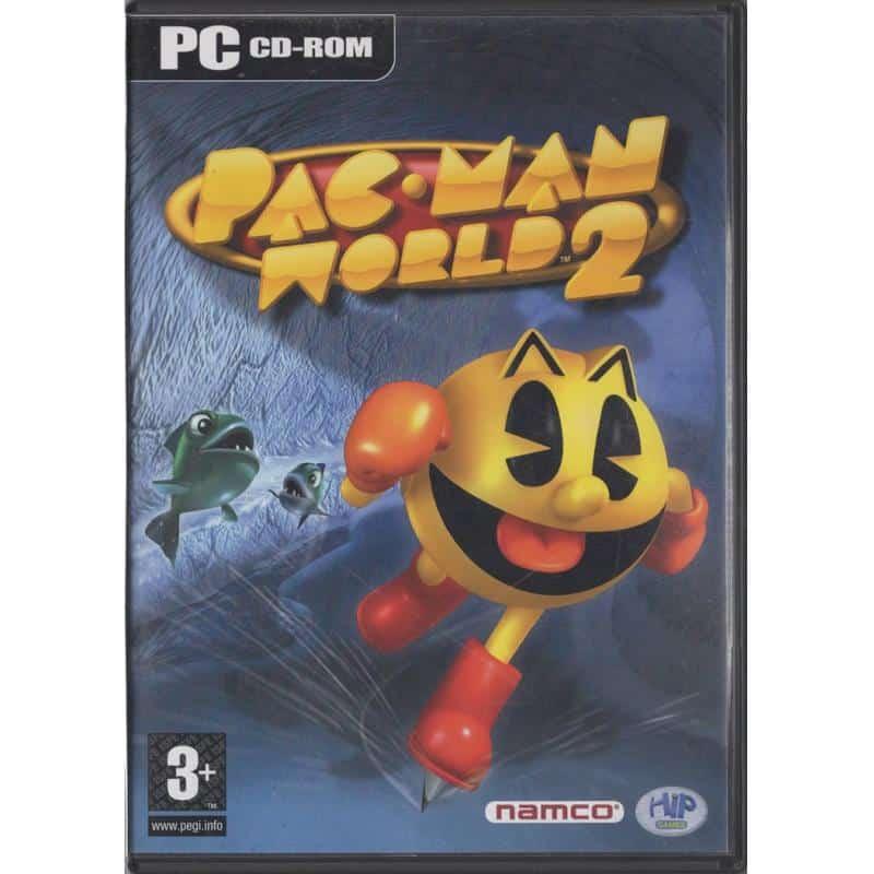 Pac-Man World 2 (PC)