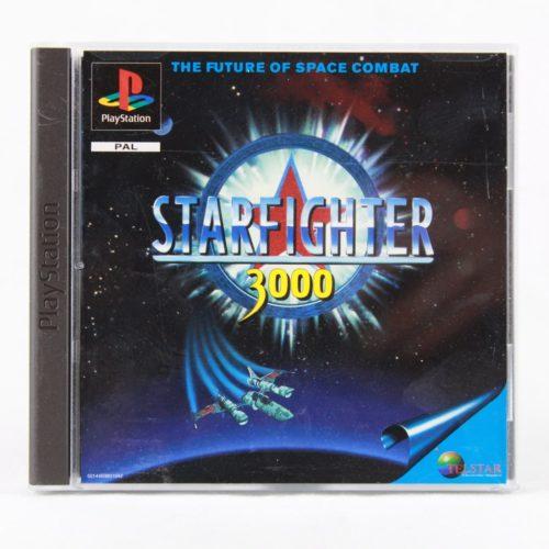Starfighter 3000 (PS1)