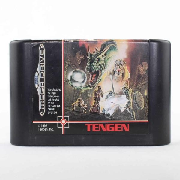 Dragon's Fury (SEGA Mega Drive - Cartridge)