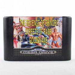 Mega Games 2 (SEGA Mega Drive - Cartridge)