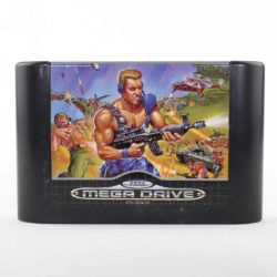Mercs (SEGA Mega Drive - Cartridge)
