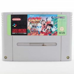 Disney's Goof Troop (Super Nintendo / SNES)