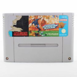 International Superstar Soccer Deluxe (Super Nintendo / SNES)
