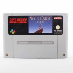 Mystic Quest Legend (Super Nintendo / SNES)