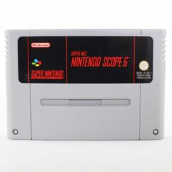 Super Scope 6 (Super Nintendo / SNES)