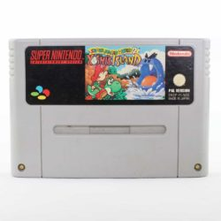 Super Mario World 2: Yoshi's Island (Super Nintendo / SNES)