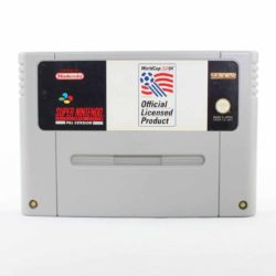 World Cup USA 94 (Super Nintendo / SNES)