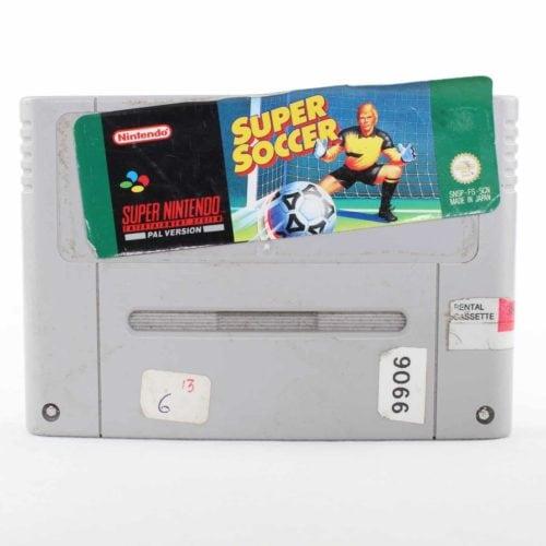 Super Soccer (Super Nintendo / SNES)