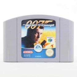 007: The World Is Not Enough (Nintendo 64)
