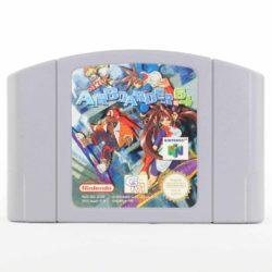 Air Boarder 64 (Nintendo 64)