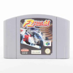 F1 Pole Position 64 (Nintendo 64)