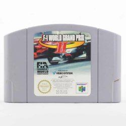 F-1 World Grand Prix II (Nintendo 64)