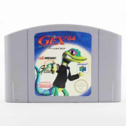 Gex 64: Enter The Gecko (Nintendo 64)